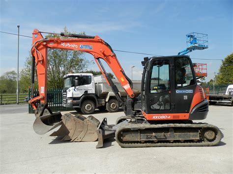ton excavators  plant services