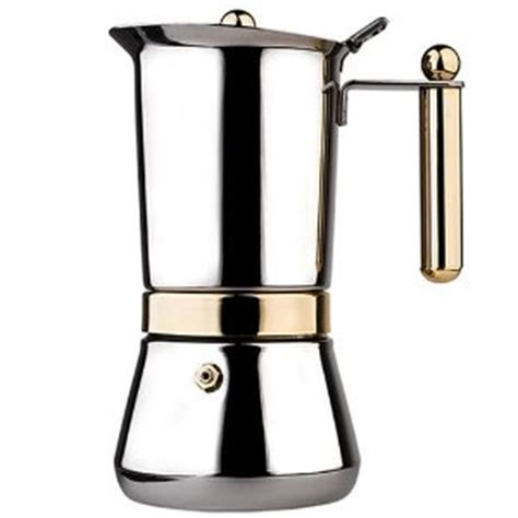 best stainless steel stovetop moka pots espresso makers coffee gear at home