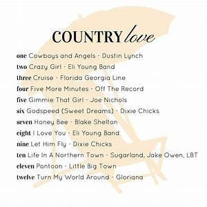Old Country Love Song Quotes