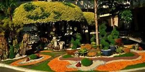 Jardin Deco Exterieur : deco jardin exterieur japonais ~ Nature-et-papiers.com Idées de Décoration