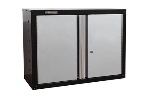 menards garage storage cabinets performax 2 door wall cabinet at menards