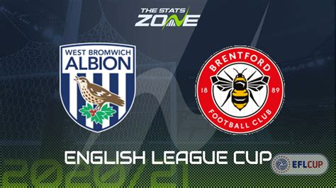 2020-21 Carabao Cup – West Brom vs Brentford Preview ...