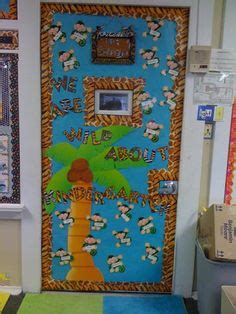 zoo outline images jungle theme classroom