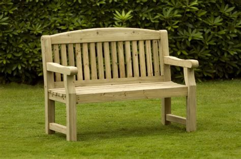 bridge wooden bench orourke timber products