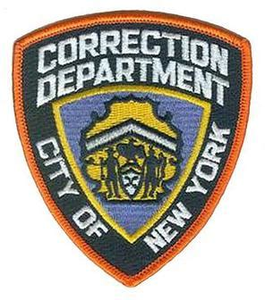 New York City Department Of Correction Wikipedia