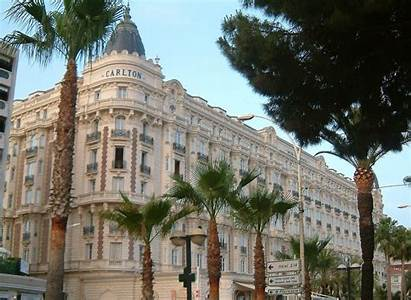 France Cannes Carlton Hotel Wallpapers