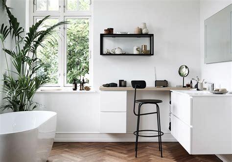 la salle de bains blanche un basique facile 224 d 233 corer d 233 coration