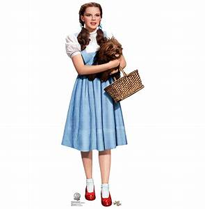 Dorothy and Toto Standup - 5' Tall | BuyCostumes.com