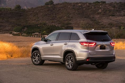 2017 Toyota Highlander Reviews And Rating
