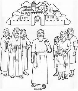 Enoch Builds Zion Friend Oct 1998