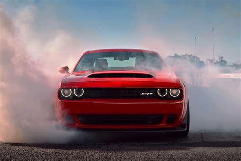 2018 Dodge Challenger Srt Demon First Look