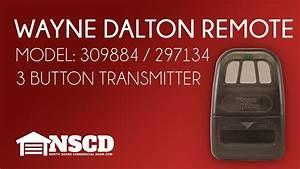Wayne Dalton Quantum 3213 Garage Door Opener Programming