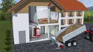 Chaudière à Granulés De Bois : chaudieres bois d chiquet granul s hargassner youtube ~ Premium-room.com Idées de Décoration