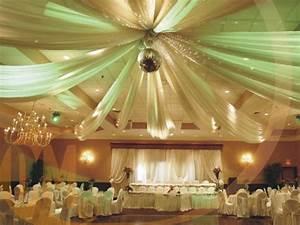 Tenture Mariage Pas Cher : decoration salle mariage avec tenture ~ Nature-et-papiers.com Idées de Décoration