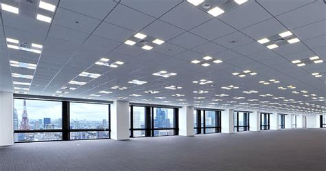 Project Led Quot Iino Building Quot Tenant Office Floor Led