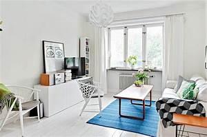 Tapis Scandinave Bleu : choisir le meilleur tapis scandinave avec notre galerie ~ Teatrodelosmanantiales.com Idées de Décoration