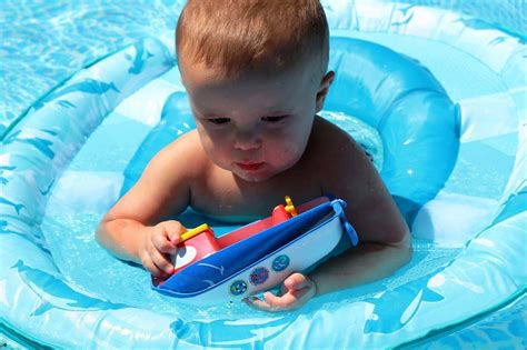 Pool Floats Baby Infant  Infant Pool Float For Summer