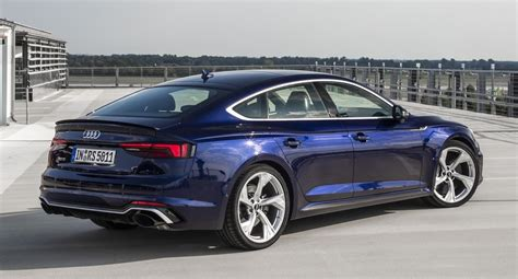 2019 Audi Rs5 by 2019 Audi Rs5 Sportback Priced From 74 200 In U S