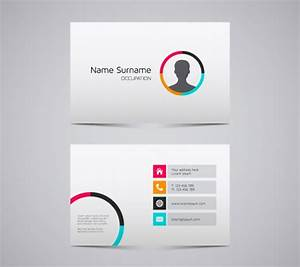 Name card template free reheart Images