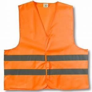 Gilet Fluo Orange : marquage gilet fluo fluosafe cadeaux d affaires eurogifts ~ Medecine-chirurgie-esthetiques.com Avis de Voitures