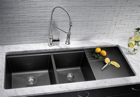 kitchen sinks granite composite offers superior durability