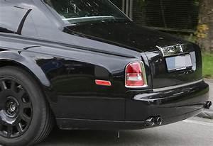 New 2017 Rolls Royce Phantom interior screams BMW ...