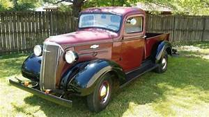 1937 Chevy 1  2 Ton Pick