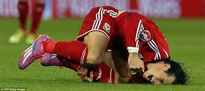 Wales 2-1 Cyprus: Gareth Bale booted and battered as ...