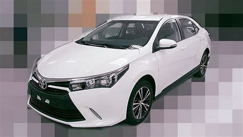 lexus corolla is this europe 39 s 2016 toyota corolla facelift asia 39 s new