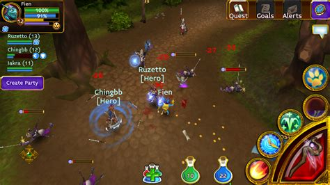 free on android top 5 free mmorpgs for android