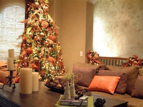 como decorar un arbol de navidad propuesta fresca y