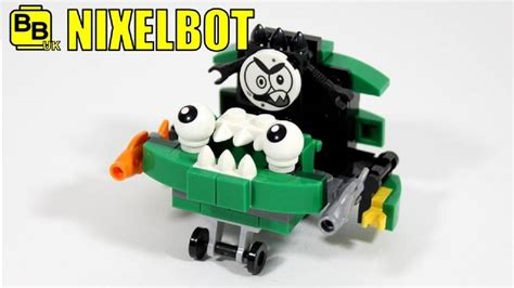 lego mixels series 9 gobbol 41572 alternative mix nixelbot