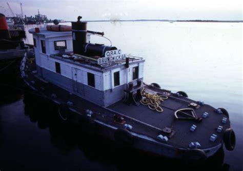 Tugboat Ga by Florida Memory Tugboat Quot Ora C Quot From Brunswick Ga At