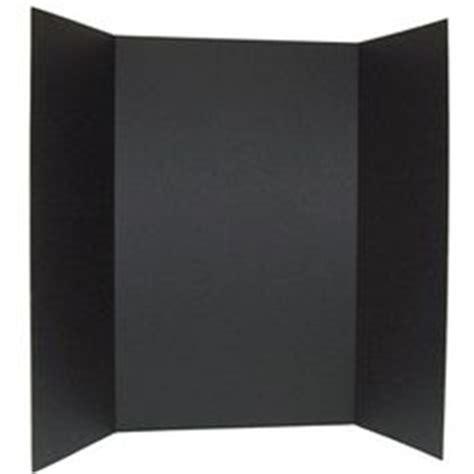 tri fold board project ideas