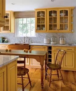mustard yellow kitchens 1523
