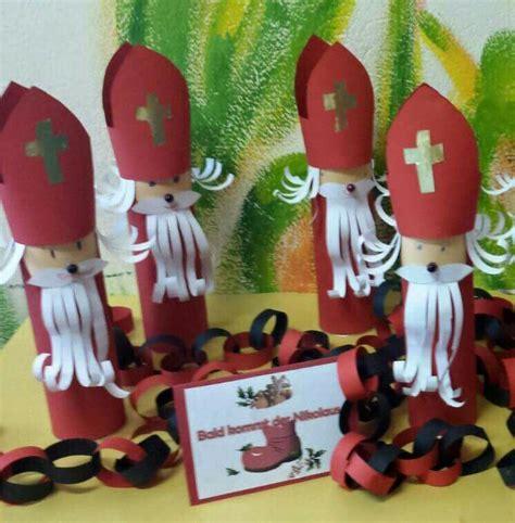 Gestalten Sie Ein Tolles Nikolaus Im Kindergarten by Hl Nikolaus Aus Pringles Dosen Nikolaus Nikolaus
