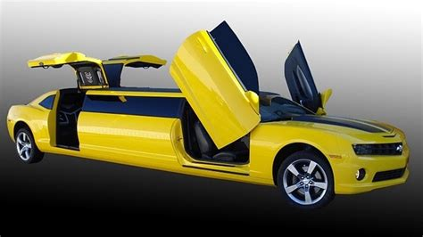 bumblebee stretch limo transformers news tfw
