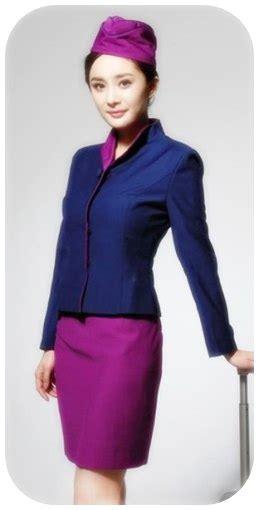 yuk lihat model baju pramugari terbaru