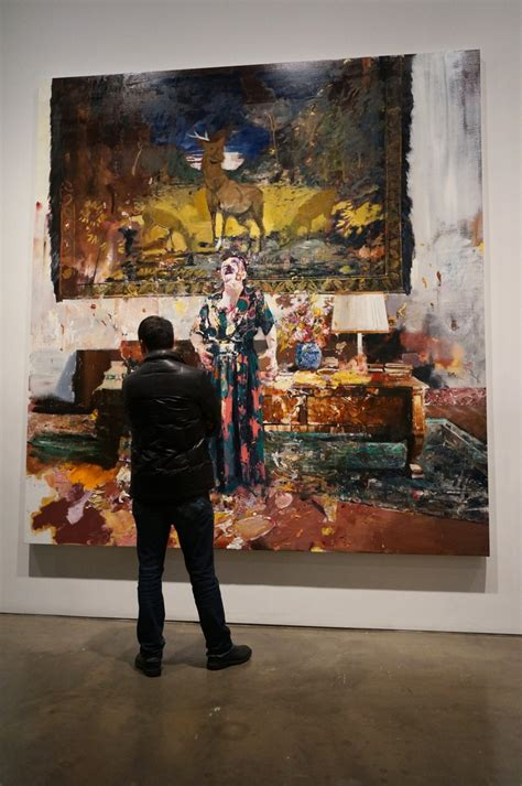 adrian ghenie  paintings  pace gallery arrested motion
