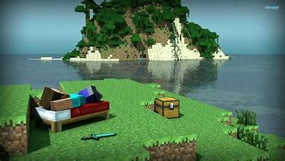 Minecraft Desktop Backgrounds Windows Wallpapers 4k Mac