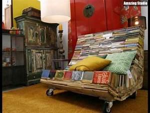 Möbel Aus Paletten : recycling m bel wundersch nes sofa aus paletten youtube ~ Yasmunasinghe.com Haus und Dekorationen