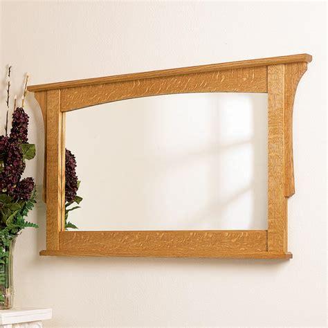 arts  crafts mirror woodworking plan  wood magazine