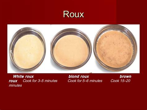 roux blond cuisine sauces