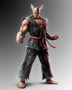 Tekken 7 - 3D Character Renders
