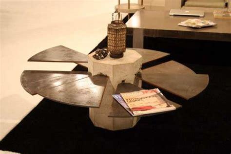 multi level coffee tables james de wulf steel fan