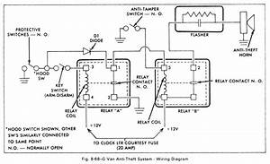 G Van Anti Theft System Wiring Diagram For 1979 Gmc Light Duty Truck  60288