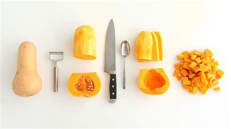 Video How To Cut A Butternut Squash  Martha Stewart