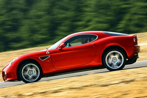 Alfa Romeo Boss Rules Out 8c Competizione Platform For New