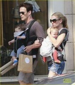 Anna Paquin & Stephen Moyer: Lunch with Charlie & Poppy ...