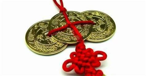 Feng Shui-wise, Chinese Coins Carry The Trinity Of